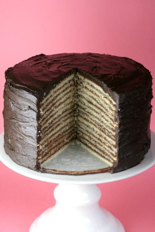 14 layer cake