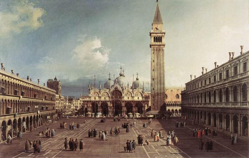 Piazza San Marco in Venice 4