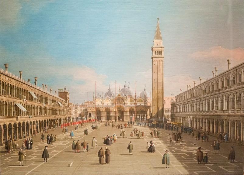 Piazza San Marco in Venice 10