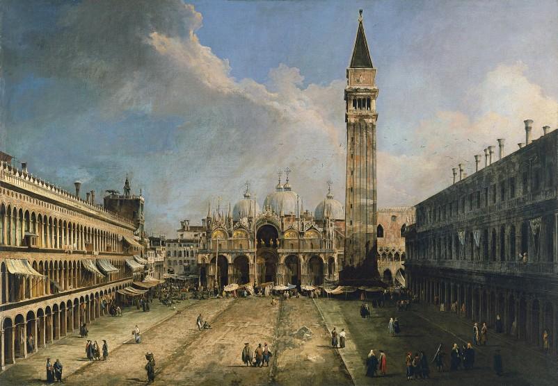 Piazza San Marco in Venice 13