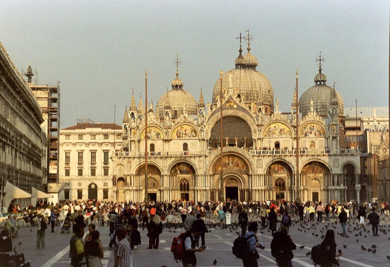 Piazza San Marco in Venice 14
