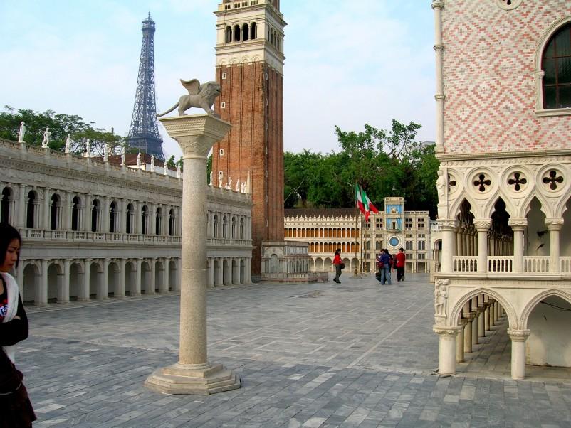 Piazza San Marco in Venice 20
