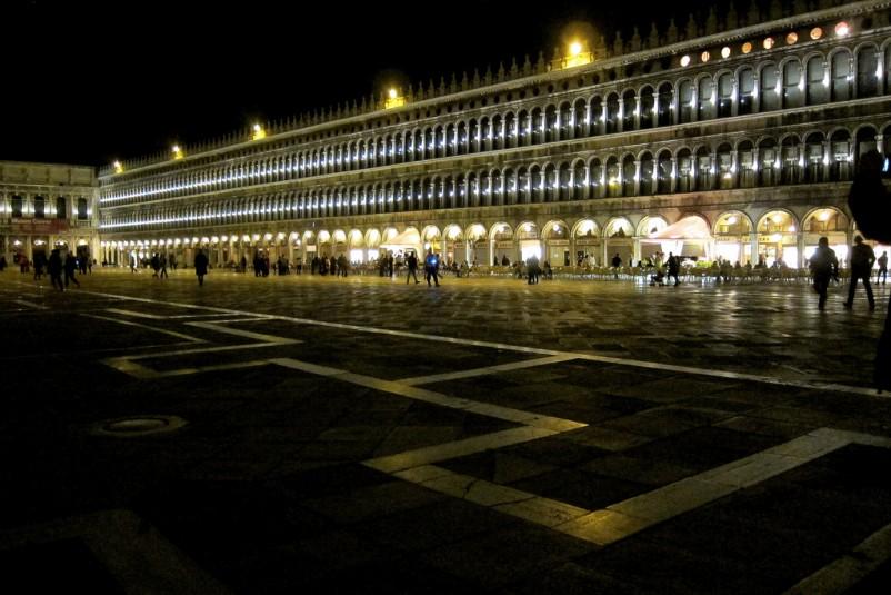Piazza San Marco in Venice 34
