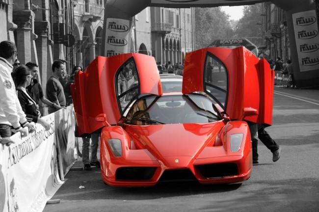 Ferrari Enzo (Source: Tumblr.com)