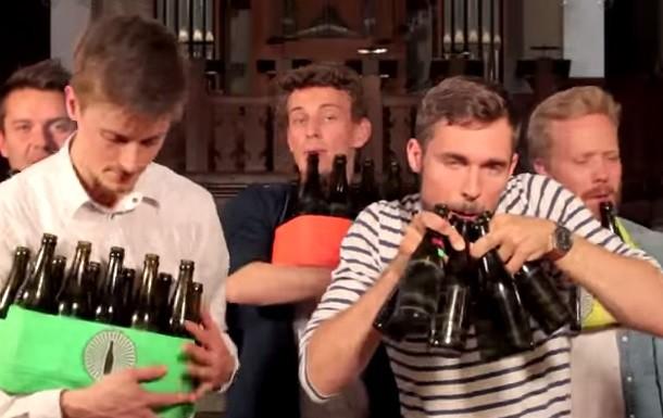 Source: Youtube/Bottle Boys