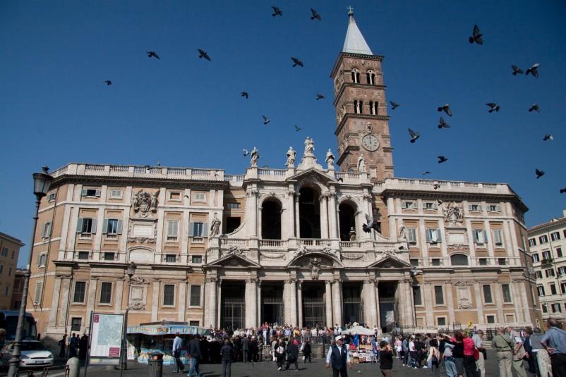 Basilica di Santa Maria Maggiore in Rome 1
