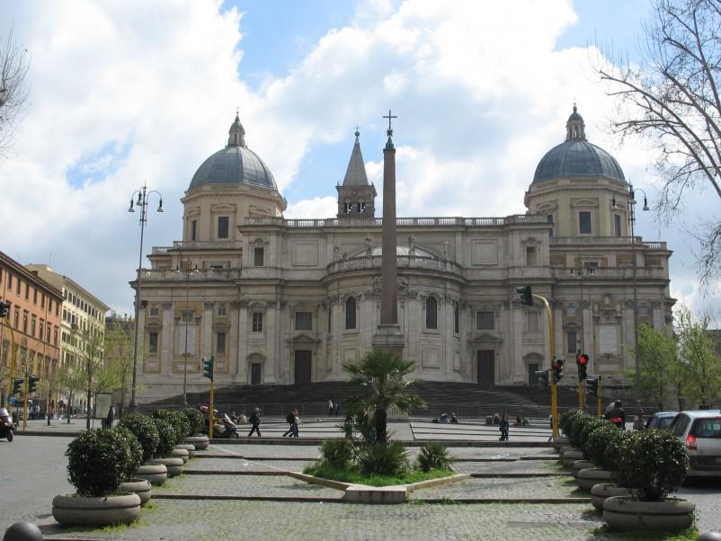 Basilica di Santa Maria Maggiore in Rome 3
