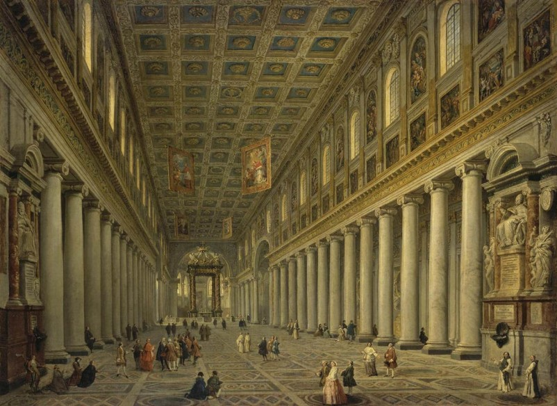 Basilica di Santa Maria Maggiore in Rome 5
