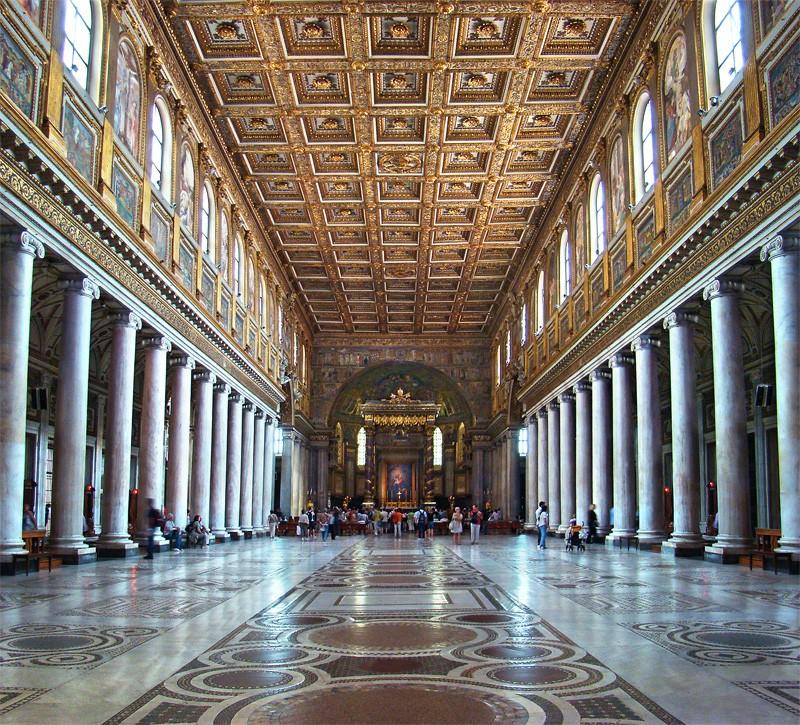 Basilica di Santa Maria Maggiore in Rome 6