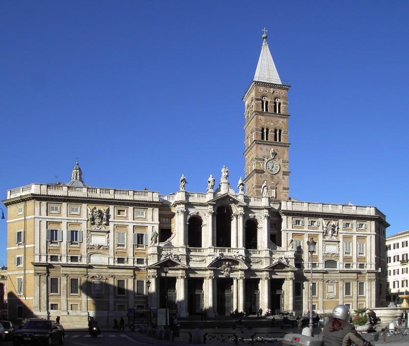 Basilica di Santa Maria Maggiore in Rome 7