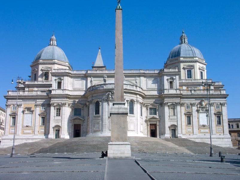 Basilica di Santa Maria Maggiore in Rome 9
