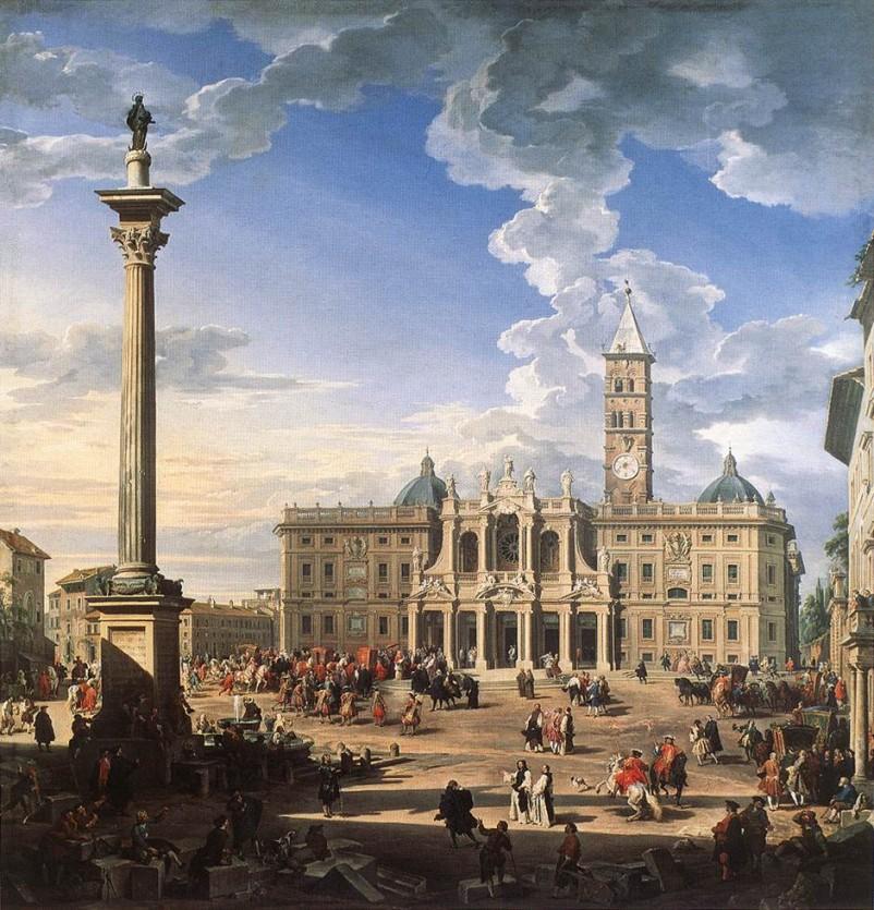 Basilica di Santa Maria Maggiore in Rome 12