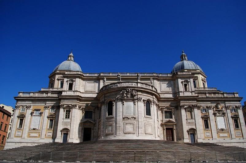 Basilica di Santa Maria Maggiore in Rome 15
