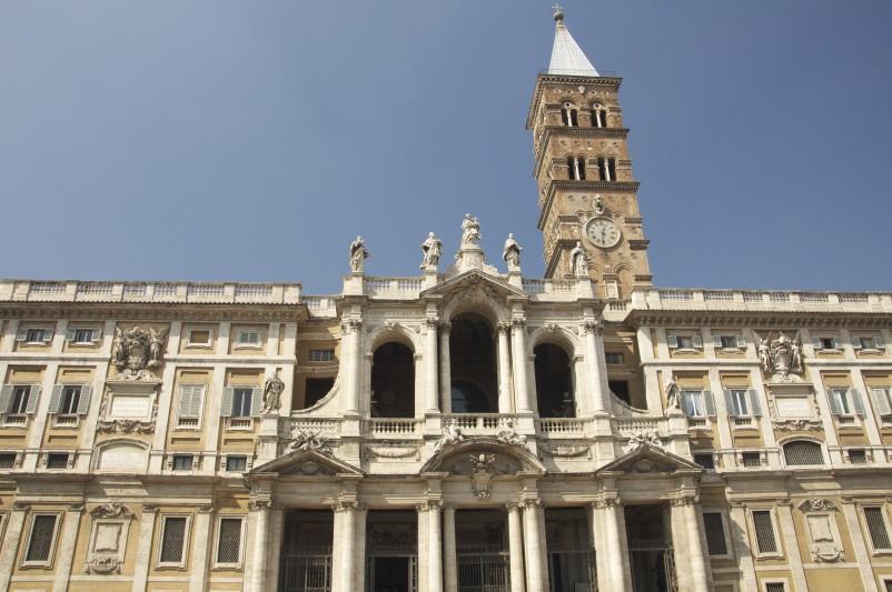 Basilica di Santa Maria Maggiore in Rome 16