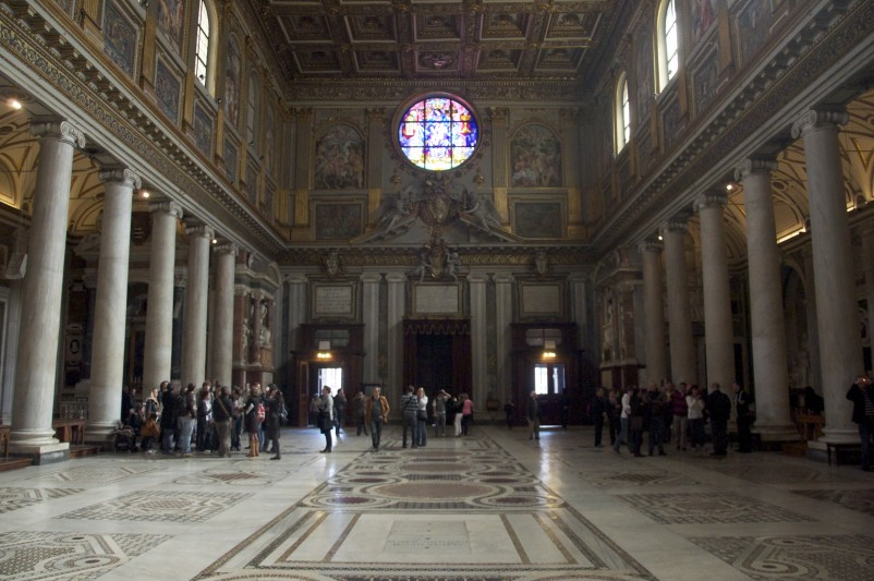 Basilica di Santa Maria Maggiore in Rome 20