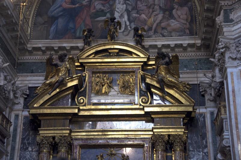 Basilica di Santa Maria Maggiore in Rome 21