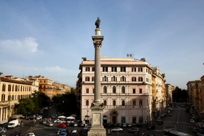 Basilica di Santa Maria Maggiore in Rome 22