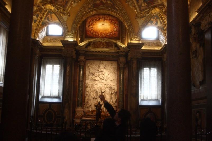 Basilica di Santa Maria Maggiore in Rome 27
