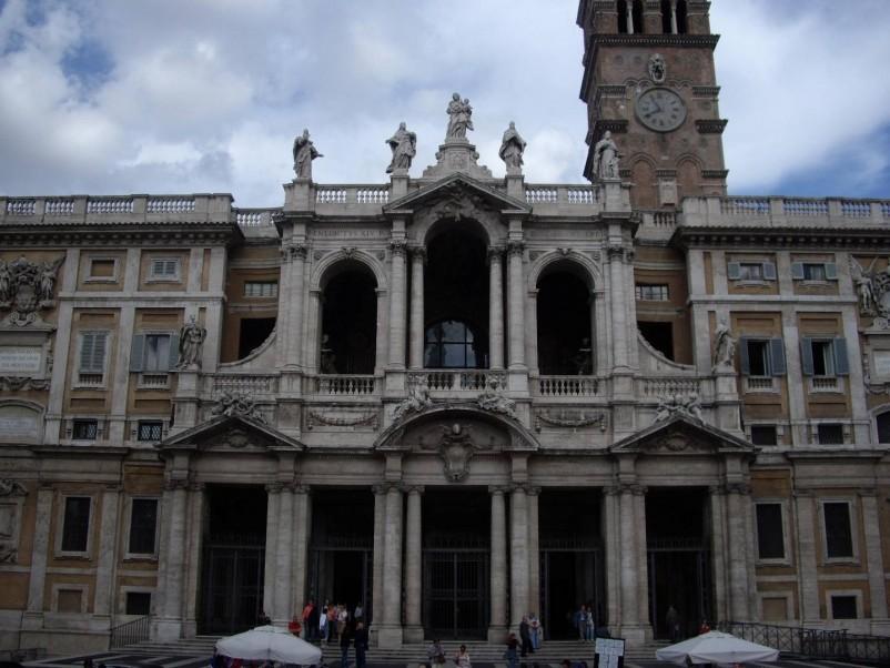Basilica di Santa Maria Maggiore in Rome 28