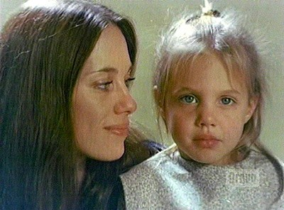 Angelina Jolie with her mother. Source: Bravo