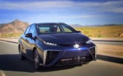 Toyota's new fuel cell vehicle