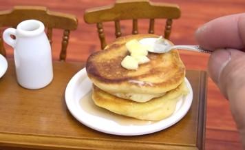 miniature pancake