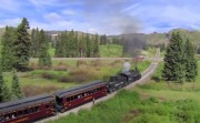 Historic Rocky Mountain Railroad