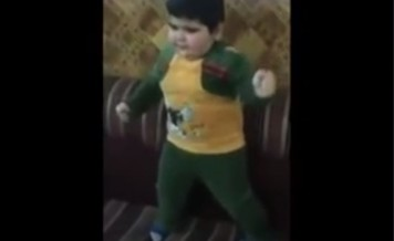 kid with moves