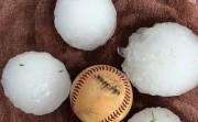 huge hail