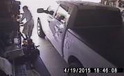 stealing a bike
