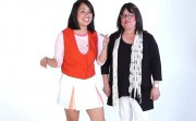 mom dresses adult child