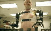 Man uses two mind-controlled robotic prosthetic arms