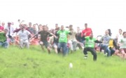 Gloucestershire Cheese Rolling