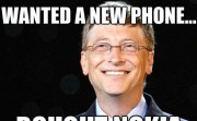 Wanted a New Phone, Bought Nokia