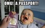 Omg! A passport!