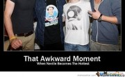 That awkard moment when Neville becomes the hottest