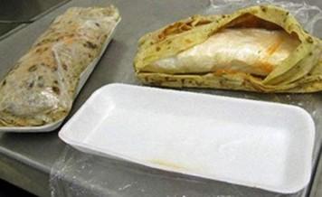 Female Smuggler Held With Meth-Filled Burritos