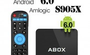 (VIDEO Review) 2017 Model GooBang Doo Android 6.0 TV Box, ABOX Android TV Box Amlogic S905X 64 Bits and True 4K Playing