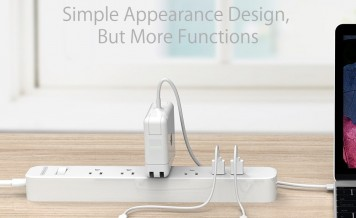(VIDEO Review) NTONPOWER Smart Power Strip with Switch 4 Outlets 4 USB Ports