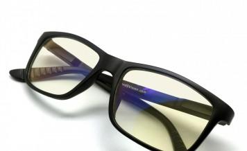 J+S Vision Blue Light Shield Computer Gaming Glasses