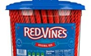 Red Vines Licorice Original Red Flavor Soft and Chewy