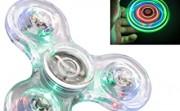 FIGROL Fidget Spinner Clear Fidget Toy