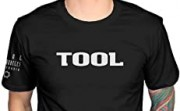 Official Tool Classic Logo T-Shirt