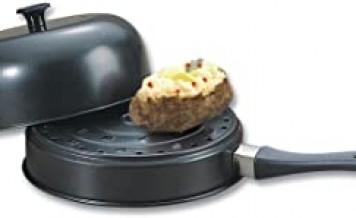Better Houseware Stove Top Potato Baker Non Stick Finish