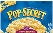 Pop Secret Popcorn Movie Theatre Butter 3.2 Ounce