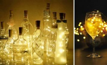 BOOMSBeat - Best Bottle Lights with Cork
