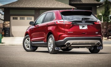 Want a Rugged Vehicle That Also Oozes Style? Check out the Ford Edge